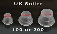 Ink Cups Pigment Tattoo Microblading Plastic Premium Caps Disposable Pots UK