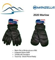Manzella Marlow Good Ski Gloves and Mittens Rated Warmest - 2020 Women's Ski