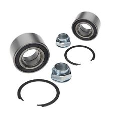 For Vauxhall Corsa D 2006-2014 Front Wheel Bearing Kits Pair