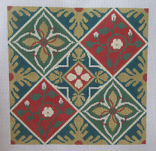 Handpainted Needlepoint Canvas Caron Collection Spanish Gothic