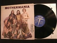 The Mothers Of Invention - Mothermania - 1969 Vinyl 12'' Lp/ VG+/Prog Psych Rock