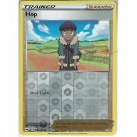 165/202 Hop | Uncommon Reverse Holo Card | Pokemon TCG Sword and Shield Base Set