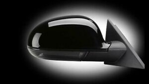 VW GTI Jetta MK5 Passat B6 LED Side Mirror Black Smoke Turn Signals Marker Light