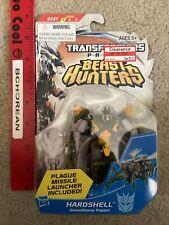 Transformers Prime Cyberverse Commander Class Decepticon Hardshell New