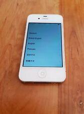 A1332 Apple iPhone 4 ( Cloudsperre )  in Weiß