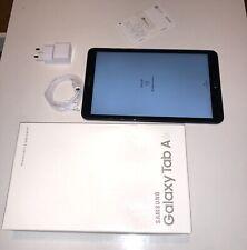 Samsung Galaxy Tab A6 Negra 10.1 SM-T580 16GB WiFi