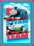"Thomas The Tank Engine Steam Team Express Train Cotton Fabric QT 24""X44"" Panel"