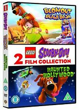 Lego Scooby-Doo: 2 Film Collection [2017] (DVD)