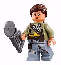 LEGO STAR WARS KORDI MINIFIGURE w/ Circular Saw AUTHENTIC NEW 75147