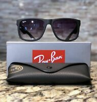 Ray Ban Justin Sunglasses RB4165 601/8G 54-16 145 Gradient Lens