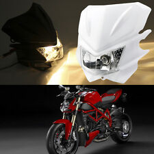Motorcycle H4 35W Head Light Sport Headlight for YAMAHA Street Fighter Dirtbike
