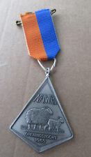 Vintage Medaille Openingstocht 1985 NHWB Schapen