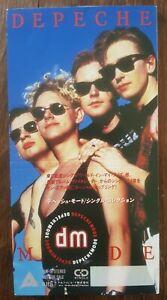 DEPECHE MODE World Violation - Rare mini cd - JAPANESE issue -
