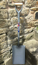 Spear & Jackson All Steel MYD Taper Mouth Shovel - Digging Contractors, Builders