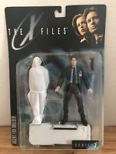 McFarlane Toys Agent Fox Mulder X Files Series 1 with Corpse Gurney