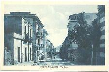 BAGNOLI - VIA ENEA (NAPOLI) 1929