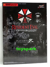 Square Enix Play Arts Kai Resident Evil Operation Raccoon City LUPO figure