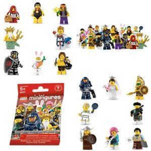 LEGO® Serie 7 Minifiguren 8831 diverse nach Wahl NEU