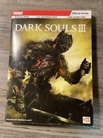 Dark Souls III: Prima Official Game Guide by Prima Games Staff