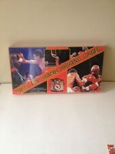 1987 VCR Top Rank Boxing Board Game New. Free shipping!