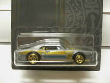 HOT WHEELS SATIN n CHROME CUSTOM 1967 PONTIAC FIREBIRD NEW!