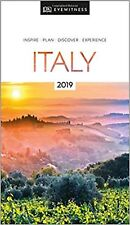 DK Eyewitness Travel Guide Italy: 2019 New Book
