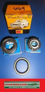 Front Wheel/Hub Bearing Kit Mazda 121/626/929/Capella/Festiva/Luce/Montrose/RX-4