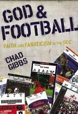 God and Football : Faith and Fanaticism in the SEC    BRAND NEW    FAST SHIPPING