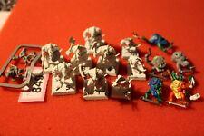 Warhammer FANTASY REGIMIENTO DE LAGARTO Saurus Warriors skinks Ejército Games Workshop