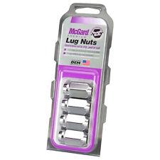 McGard 64000 Chrome 1/2-20 Cone Seat Lug Nuts