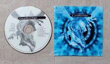 "CD AUDIO MUSIQUE / Z. ""LE SOUFFLE DU DRAGON"" CD PROMO 5T CARDBOARD SLEEVE RARE!!"