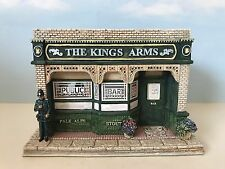 Lilliput Lane (L2199) Moments In Time TIME GENTLEMEN PLEASE! - With Box & Deeds