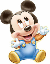 """32"""" Baby Mickey Mouse Body Shape Balloon First Birthday Baby Shower Party Supply"""