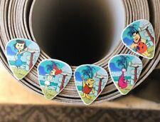 HATEBREED Flintstones Guitar Pick SET Florida Frank ghost picks lot FREE SHIP!!!