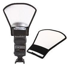 Flash diffuser silver/white reflector softbox for Nikon Canon Pentax Speedlite