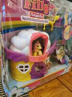Filly Angels Horse Pony Fairy Playset Swarovski Crystals with Figure New in Box