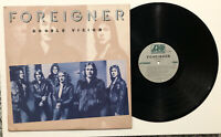 FOREIGNER Double Vision LP Club Edition Pressing 1978 Vinyl Record