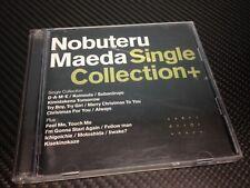 Nobuteru Maeda Single Collection + [w/ DVD, Limited Edition] Import