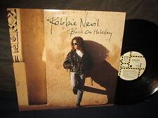 "Robbie Nevil ""Back on Holiday"" 12"" Single"