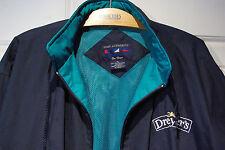 """DREYER'S Ice Cream"" VERY WARM full-zip BLUE jacket, PORT AUTHORITY  XL"