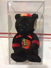 Celebrity Bear Star #15 DENNIS RODMAN The Worm Plush Doll NEW w/ TAG in CASE