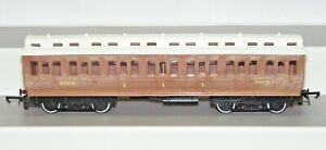 Triang 00 Gauge LNER Teak Clerestory Composite Coach 61456 Used Unboxed