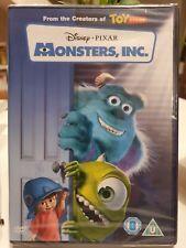 Monsters, Inc. Disney Pixar (DVD, 2002) NEW & Sealed