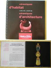 Céramique d'habitat, céramiques d'architecture - Mathonière - Dieulefit - Maison