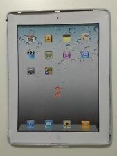 iPad 2 / 3 Compatible Smart Cover Soft Gel Case in Grey by Flexfirm