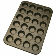 STÄDTER Mini-Muffinform für 24 Mini-Muffins / Mini Muffinform