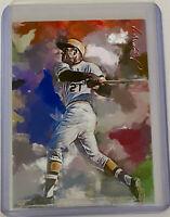 Roberto Clemente #121 Custom Designed, Custom Made #42 of 50 Edward Vela Card SP