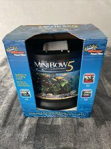 Mini Bow 5 aquarium