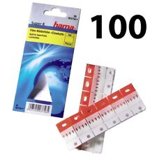 HAMA Cinekett 3755 (100 pcs) splicing tape  (super 8 / single8)
