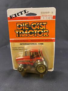 ERTL Tractor International 5088 die cast 1/64 Scale NIB #1797 Vintage